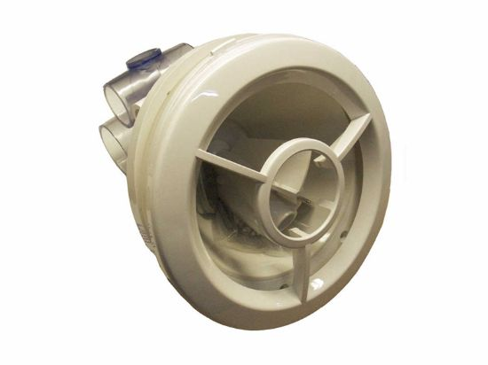 "JET ASSEMBLY: 1"" SLIP AIR X 1-1/2"" SLIP WATER THERA'SSAGE WHITE 16-5550WHT"