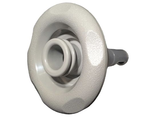 "JET INTERNAL: 3-1/2"" CYCLONE LUXURY JET BARREL ASSEMBLY SCALLOP NON-SWIRL LIGHT GRAY 984481"