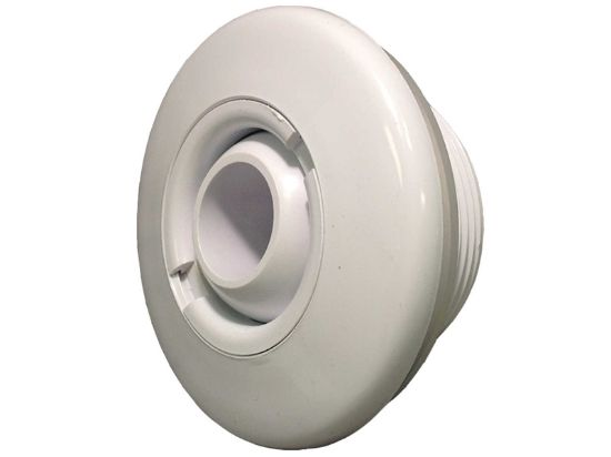 "JET INTERNAL: 3-1/4"" STANDARD WALL FITTING WITHOUT NUT WHITE 23300-200"