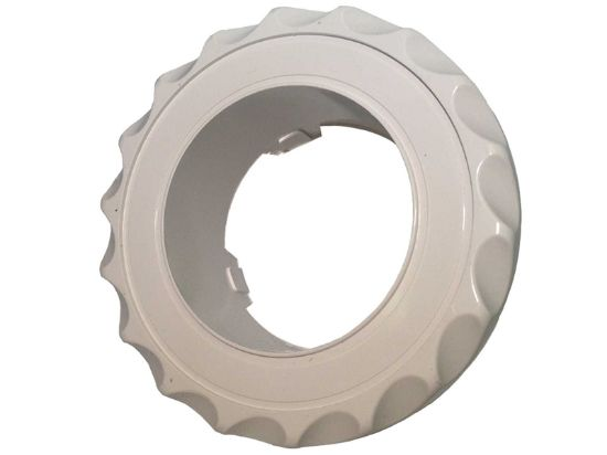 JET PART: ESCUTCHEON WHITE 218-6070