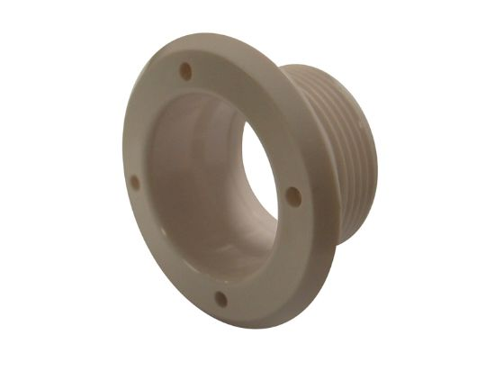 JET PART: MICRO FLANGE WHITE 47461700