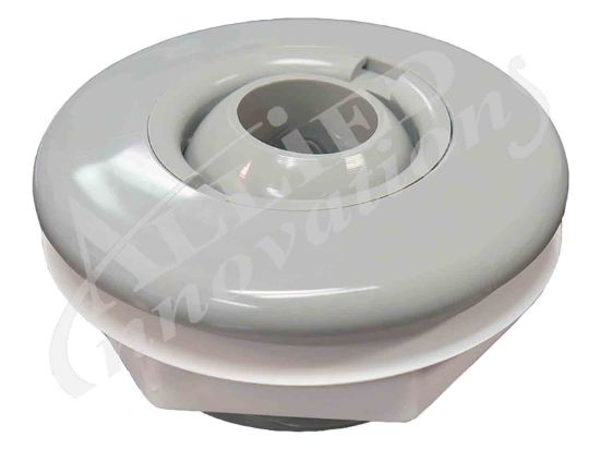 JET PART: STANDARD FITTING WITH NUT GRAY 10-3100GRY