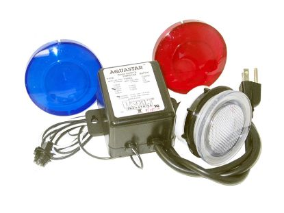 LIGHT KIT: SPA LIGHT 110V-12V WITH NEMA PLUG 10324MI1500B