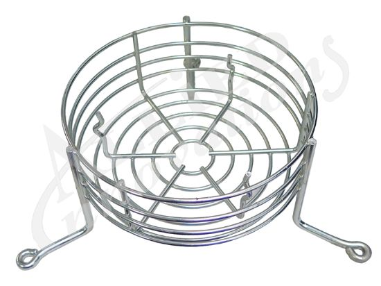 LIGHT PART: WIRE CAGE HEAT GUARD LIGHT HOLDER 34787