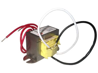 LIGHT TRANSFORMER: 110V/12V 2AMP WITH FRAME P0751   DA-20-12T(B)