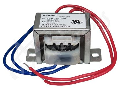 LIGHT TRANSFORMER: 220V/12V 1AMP 813-4500