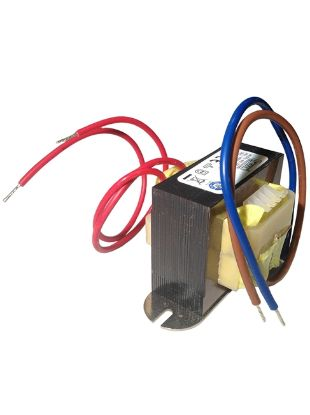 LIGHT TRANSFORMER: 220V/12V 2AMP WITH FRAME P0770