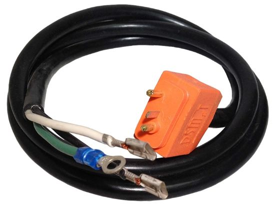 "MJJ PLUG: PUMP 2 1-SPEED 14/3 48"" TERMINATED ORANGE SS2PSA-1039-3-C TERMINATED"