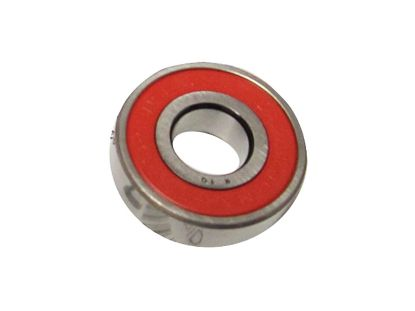 MOTOR BEARING: ID-15.87MM/OD-40MM DOUBLE SEAL 6203-2RS 5/8