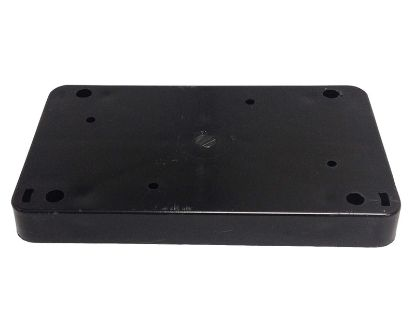 "MOTOR MOUNT BASE: 48 FRAME 3/4"" THICK 672-1020"