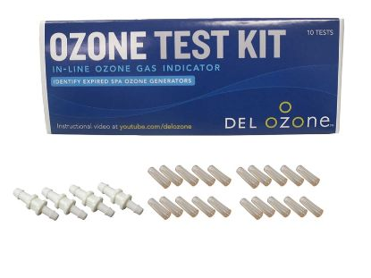 OZONE TEST KIT WITH FITTINGS (PKG 10/BAG) 9-0791-01