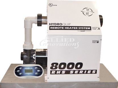 PACK: BP2000 WITH 11.0KW HEATER, TOPSIDE, 1.5HP PUMP ES8848-A