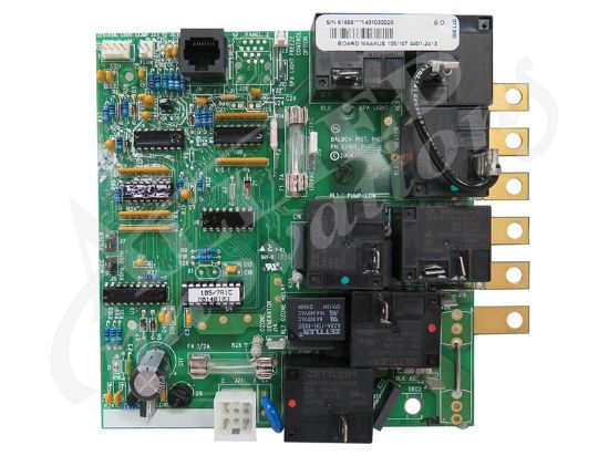 PCB: 100 SERIES DIGITAL DUPLEX 1997-2000 COLEMAN SPAS 51666