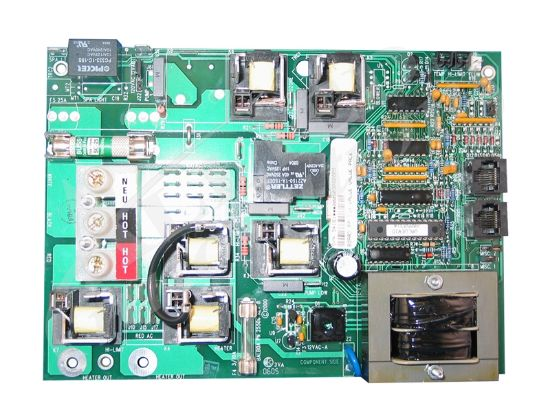 PCB: 2000 VALUE SYSTEM 54161