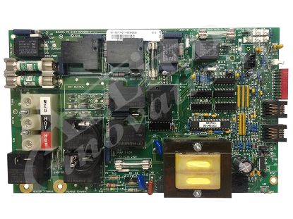 PCB: 605, 400 SERIES DELUXE AND PREMIUM COLEMAN SPAS 52717