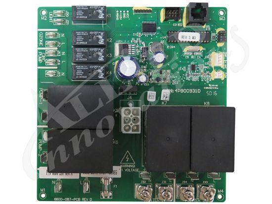 PCB: J-300 WITH CLEARRAY ON-DEMAND FUNCTION 2014+ 6600-297