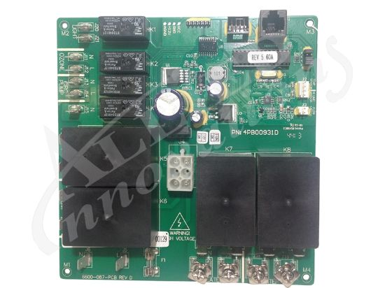 PCB: LED NO CIRC 2012 LX-15 SWEETWATER 6600-720