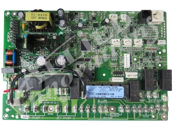PCB: MAIN ORCA 60HZ 115/220V, TIGER RIVER / HOT SPRINGS SPAS 78039