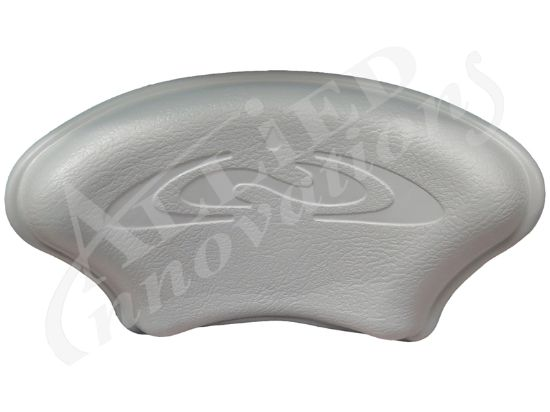 PILLOW: CURVED WITH LOGO DIMENSION ONE 2004+ 01510-593
