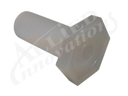 PILLOW HARDWARE: THREADED BUSHING 6570-233