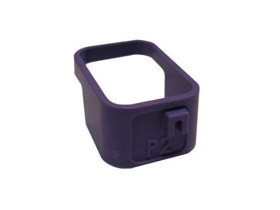 PLUG KEY: PUMP2 HIGH CURRENT VIOLET 9917-100887