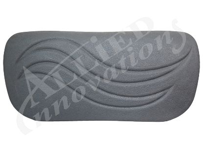 PILLOW: AIR FILLED, NO LOGO, GRAY, PDC SPAS PLW-2-PVC-GP-NL