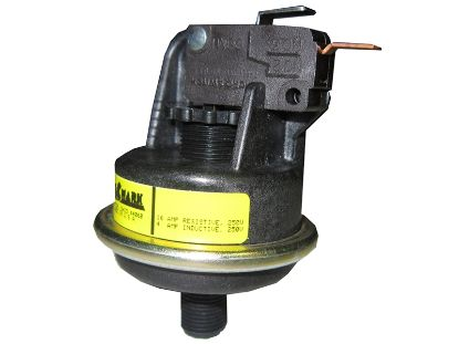 "PRESSURE SWITCH: 16AMP SPNO 1/8"" NPT ADJUSTABLE 4755P"