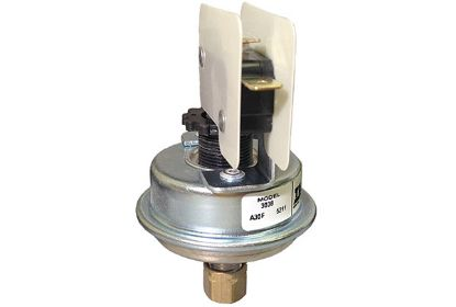 "PRESSURE SWITCH: 1AMP SPNO 3/16"" CF  PILOT DUTY 3038"