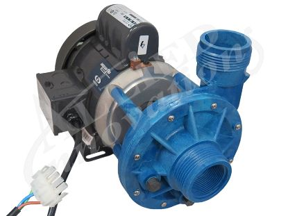 PUMP: 1/15HP 230V 50HZ 1-SPEED WITH 8' CORD 18/3 4-PIN AMP EUROPEAN 02420014-2010