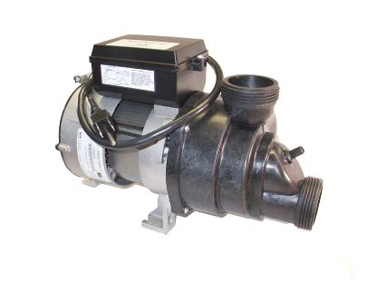 PUMP: .75HP 1-SPEED 120V 15 FRAME WITH AIR SWITCH AND CORD WHIRLMASTER 04207002-5010