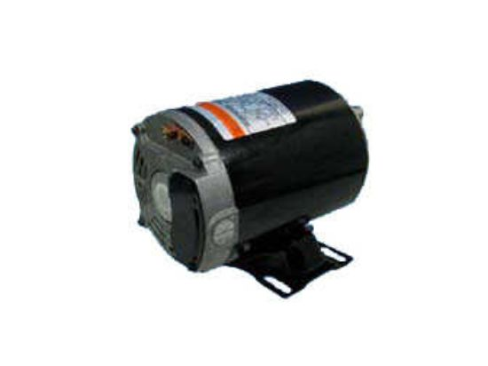 PUMP MOTOR: 1.5HP 115V 2-SPEED 48 FRAME THRUBOLT AGL15FL2CS