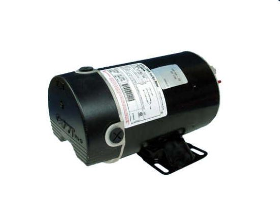 PUMP MOTOR: 1.5HP 115V 2-SPEED 48 FRAME THRUBOLT BN50