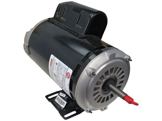 PUMP MOTOR: 1.5HP 115V 60HZ 2-SPEED 48 FRAME 93525105
