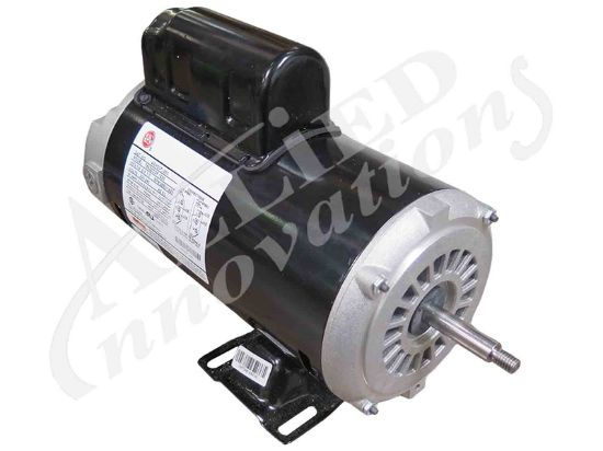 PUMP MOTOR: 2.0HP 220V 50HZ 2-SPEED 48 FRAME AGH20FL250