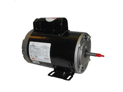 PUMP MOTOR: 2.0HP 230V 2-SPEED 56 FRAME THRUBOLT TT503