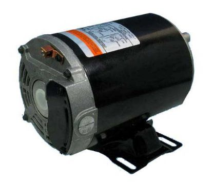 PUMP MOTOR: 2.0HP 230V 60HZ 2-SPEED 48 FRAME THRUBOLT SPH20FL2CS