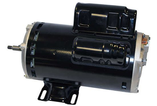 PUMP MOTOR: 3.0HP 230V 2-SPEED 48 FRAME THRUBOLT AGL30FL2S