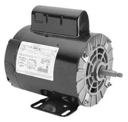 PUMP MOTOR: 5.0HP 230V 2-SPEED 56 FRAME THRUBOLT 3722021-1