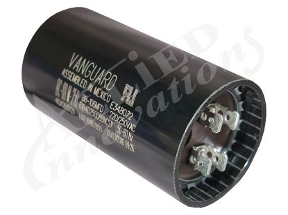 PUMP PART: CAPACITOR 250V, 88-108MFD BC-88M-250
