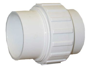 "PUMP UNION: IN-LINE 2"" SLIP X 2"" SLIP 0650-20"