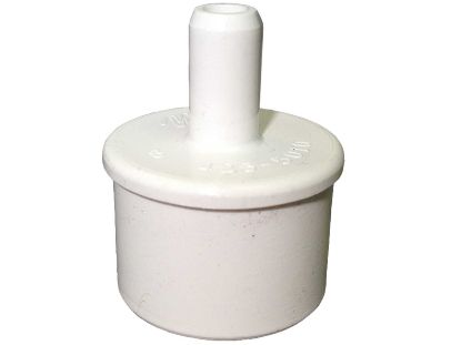 "PVC ADAPTER: 1"" SPIGOT X 3/8"" SMOOTH BARB 425-5010"