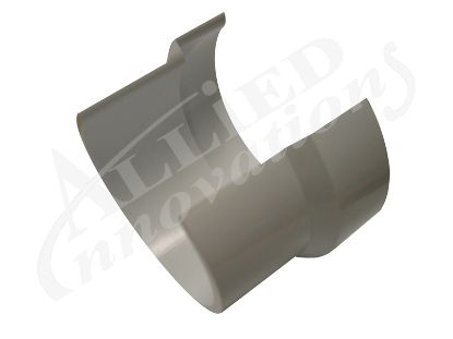 "PVC CLIP-ON PIPE SEAL: 2-1/2"" 21184-250"