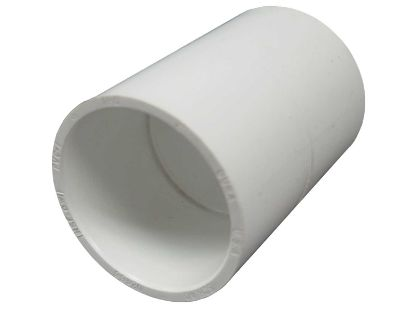 "PVC FITTING: COUPLING 2"" SLIP X 2"" SLIP 6540-210"