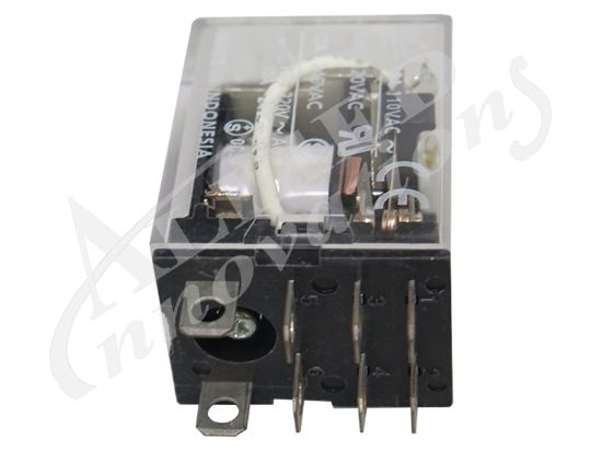 RELAY: 15AMP 12VAC DPDT LY2-AC12