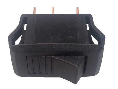 ROCKER SWITCH: 15AMP SPDT 731-2