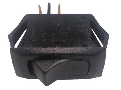 ROCKER SWITCH: 16AMP - .75HP - SPST