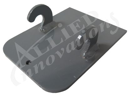 SPADOLLY PART: SPAJACK STANDARD ADAPTER PLATE 122-001