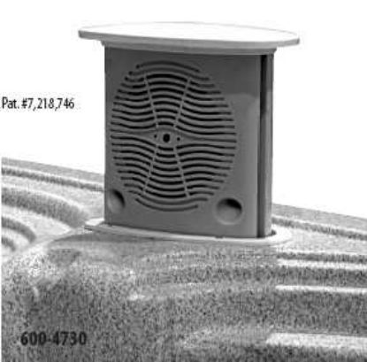 "SPEAKER SYSTEM: 5-1/4"" CO-AXIAL GRAY 675-0107"