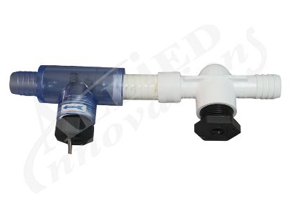"TEMP SENSOR / FLOW SWITCH ASSEMBLY: 3/4"" PLUMBING 01710-138"
