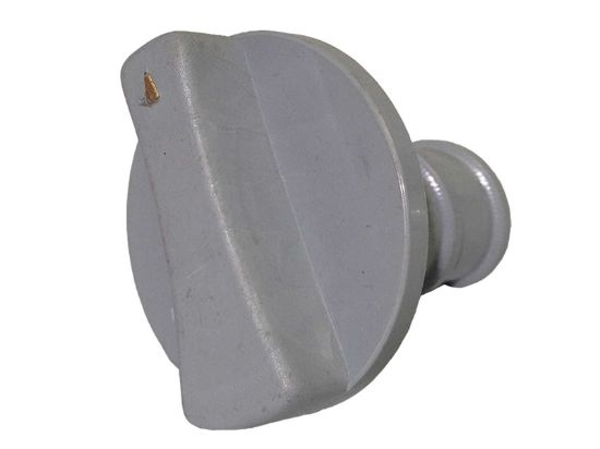 VENTURI AIR CONTROL PART: KNOB DUAL, GRAY 6000-068